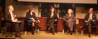 Columbia University discussion: An Evening with 4 Ombuds. Photo credit: Columbia University